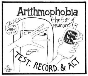 Arithmophobia