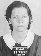Bonnie Parker Mugshot