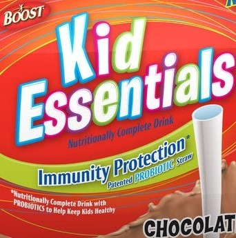 Boost Kid Essentials