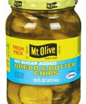 Mt Olive Bread & Butter