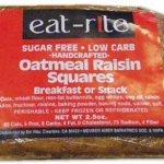 Oatmeal Raisin Square
