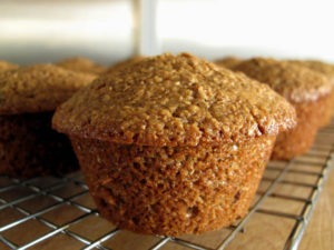 Low Carb Powerhouse Muffins