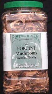 Pistol River Porcini Mushrooms
