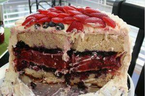 PAKE-Pie Inside A Cake