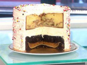 Pumpple Cake