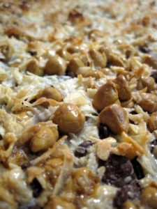 Low Carb Magic Bars