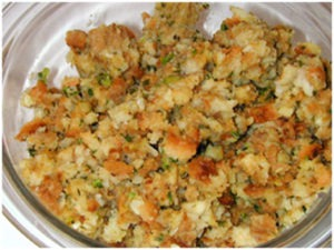 Low Carb Carbalose Bread Stuffing