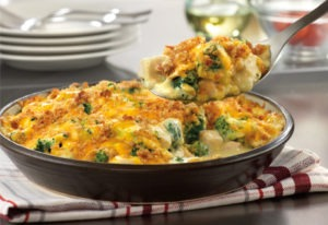 Low Carb Divine Chicken Divan Casserole