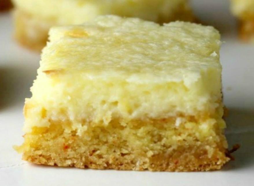 Sticky Gooey Butter Cake Recipe