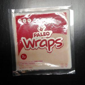 My Paleo Wraps