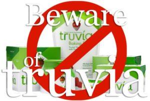 Beware Of Truvia