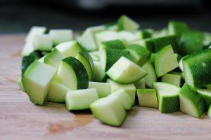 Low Carb Eggplant Zucchini Cauliflower Stew