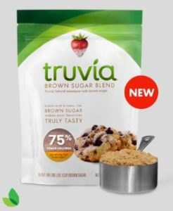 Beware The New Truvia Brown Sugar Blend