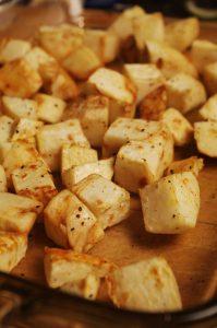 Low Carb Brabant Potatoes