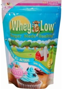 Whey Low Sugar Scam