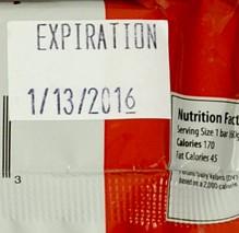 Expiration Dates 2