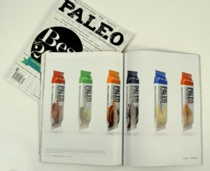 Paleo Magazine Ad