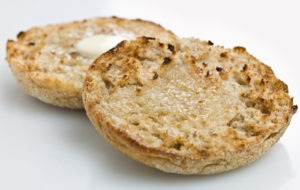 Low Carb Carbalose Flour English Muffins