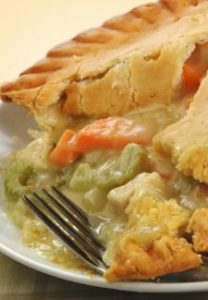 WiO Smart Chicken Pot Pie