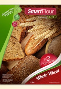 WiO Smart Flour Whole Wheat