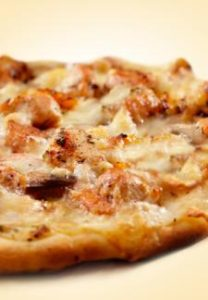 WiO Smart Pizza Chicken Alfredo