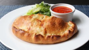 Low Carb Vegetable Calzones