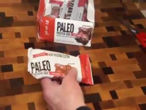 Moldy Paleo Bar Video