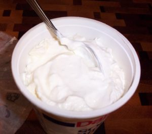 Finished Yogurt In Container 3