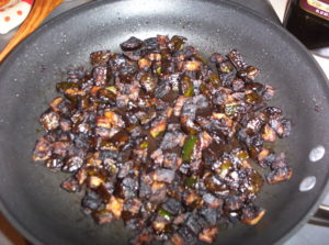 Low Carb Caramelized Zucchini