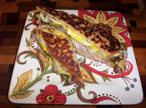 Low Carb Cubano Sandwich