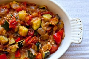 Low Carb Ratatouille